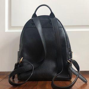 Michael Kors Bags - NWT Michael Kors Leather Studded Backpack